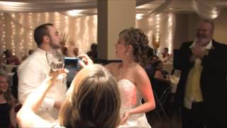 Best Wedding Cake Cutting Photo From Video by Mansavage Productions